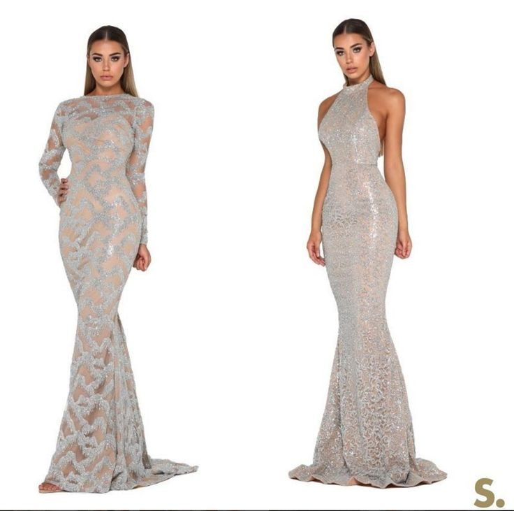 Beautiful silver evening gowns at SHAIDE Evening Gown / Formal Dress / Prom Dress / Maxi Dresses / Unique Dress /  / Backless Dress / Formal Gown / Debs Dress / Grad Dress/ Homecoming Dress/ Bridesmaids Dress / Bridesmaids Dresses / Bridal Party Dresses/ ww.shaideboutique.com