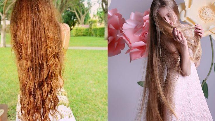 Çok Beğenilen Uzun saç modelleri
