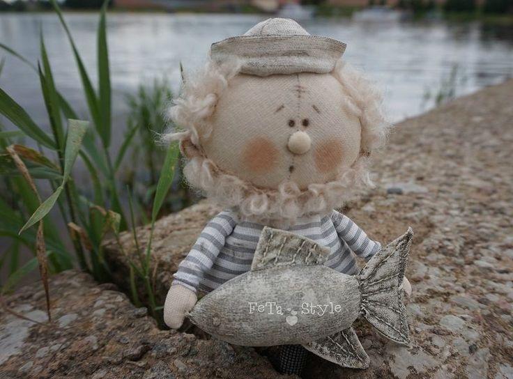 Рыбак и Рыба - Ярмарка Мастеров - ручная работа, handmade