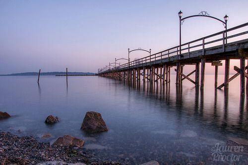 Lauren Proctor Photography   White Rock Pier at Sunset on Flickr