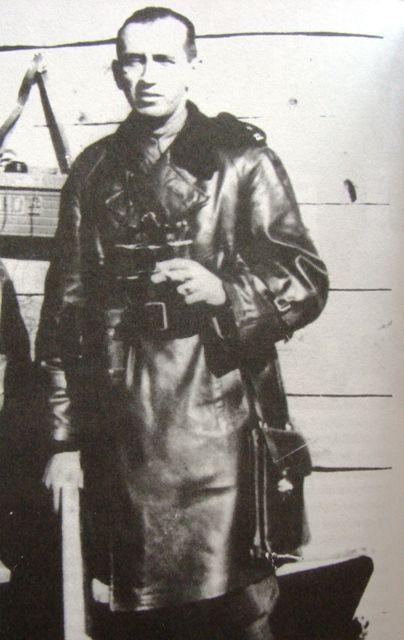 Franciszek Skibinski, Lieutenant Colonel.