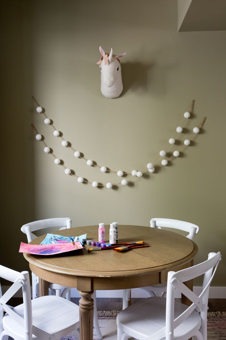 Jette Creative - Kid's Playroom - Photo by Amy Bartlam