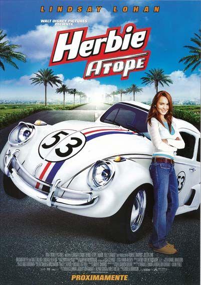 """Herbie. A tope (2005) """"Herbie Fully Loaded"""" de Angela Robinson - tt0400497"""
