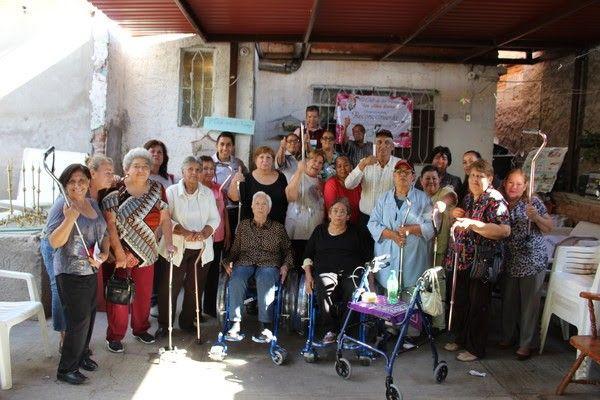 Apoya Gobierno Municipal a adultos mayores con aparatos ortopédicos | El Puntero