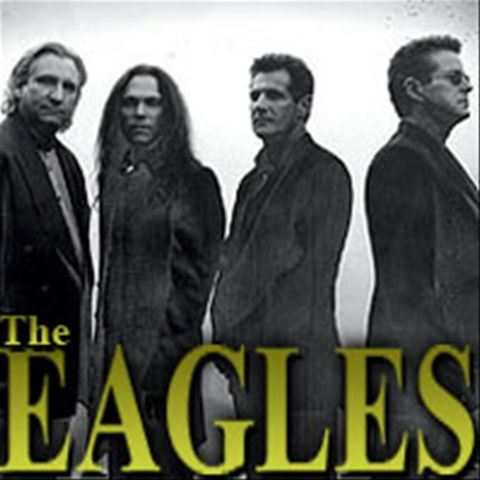 The Eagles.  Greatest hits or something...  ''take it easy''  ''peaceful easy feeling''  ''already gone''  ''take it to the limit''  very american band