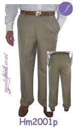 Descarga gratis los patrones del Pantalón para Hombres modelo clásico tipo Sastre
