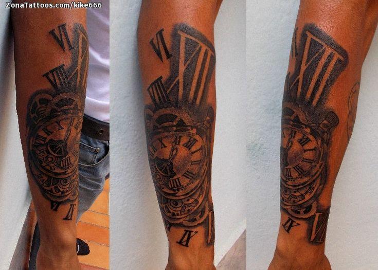 Tatuajes hechos por Luis Enrique (kike666)