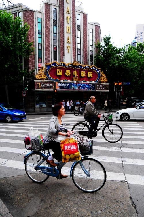 上海の人の生活を感じる <上海の旅行の観光・見所一覧>