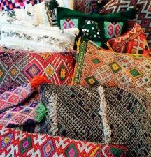 Vintage Kilim cushions   FROM $65 EACH   Love Moroccan Rugs