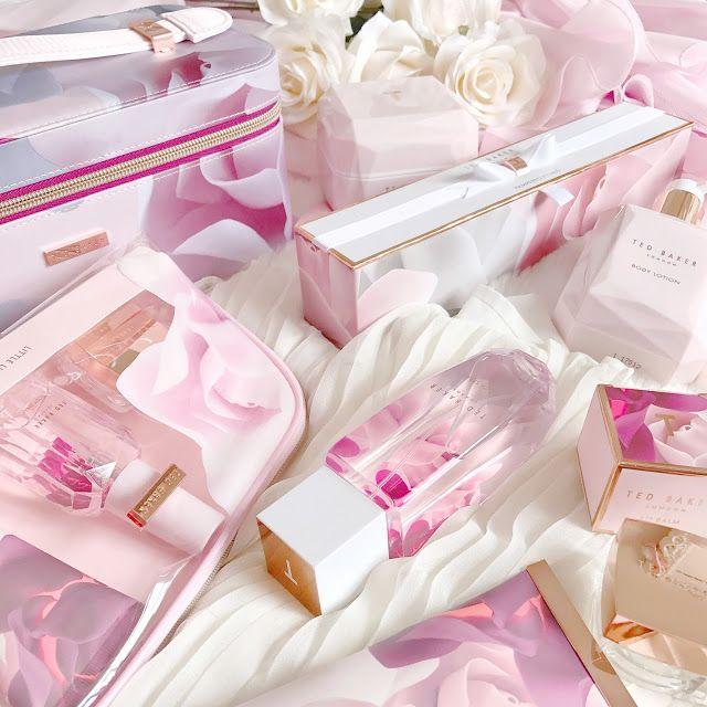 Ted Baker   Blush Pink Porcelain Rose Collection