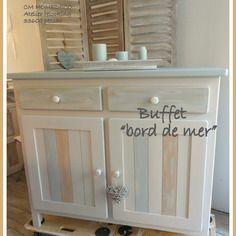 25 beste idee n over eiken meubelen verven op pinterest eiken kasten verven kasten - Spiegel eetkamer voor bahut ...