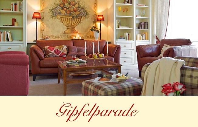 gipfelparade::Wohnideen - Möbel - Wohnzimmer - Esszimmer - Schlafzimmer - Arbeitszimmer :: Domicil das Einrichtungshaus