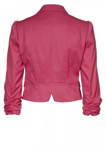 #Mexx citycropped blazer sassy pink Rosa  ad Euro 120.00 in #Mexx #Donna abbigliamento giacche