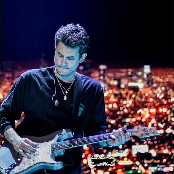 John Mayer is one of my favorite artists- I sing his songs often in my car or in the shower