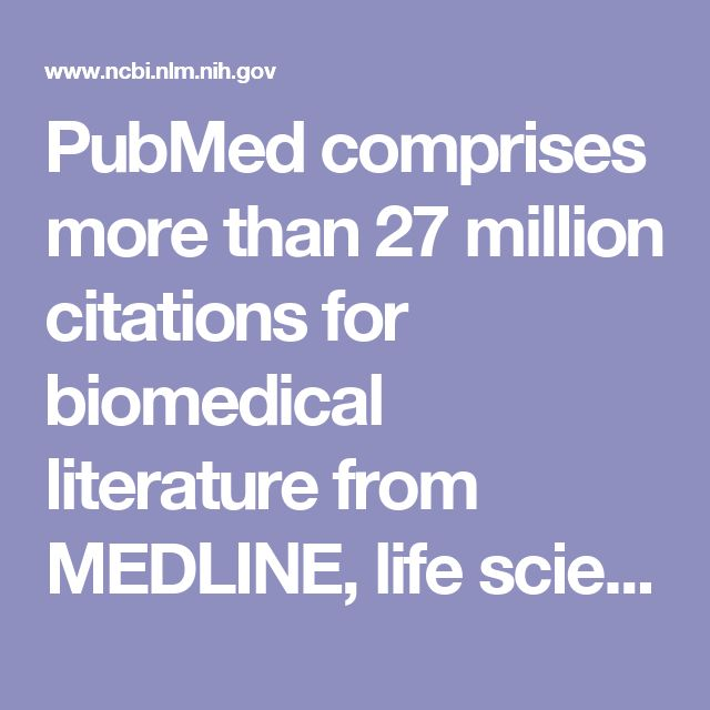 Mer enn 25 bra ideer om pubmed journals p pinterest medical pubmed comprises more than 27 million citations for biomedical literature from medline life science journals ccuart Images