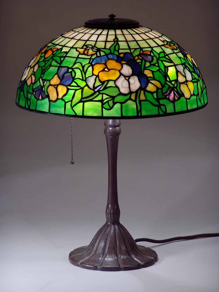 673 Best Tiffany Lamps Images On Pinterest
