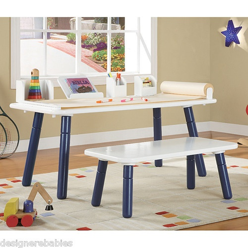 12 best arts crafts table ideas images on pinterest art desk for kids kids art table and. Black Bedroom Furniture Sets. Home Design Ideas