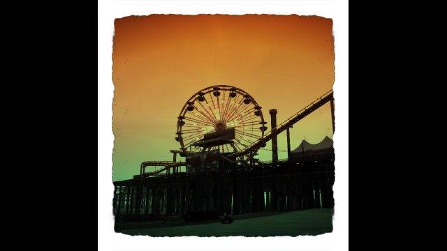 Del Perro Pier (Santa Monica Pier)