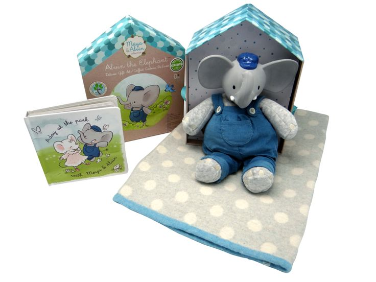 Beautiful Baby Gift Pack Blue