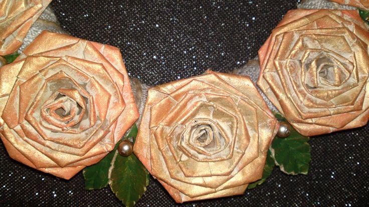 detail růží