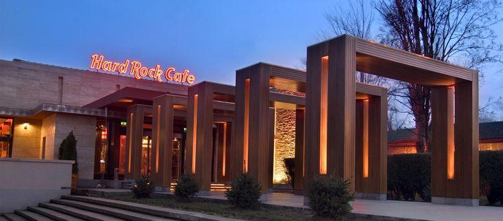Hard Rock Cafe Bucharest - Live Music and Dining in #Bucharest, Romania - Herastrau Park Restaurants