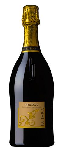 #LAJARA ORGANIC PROSECCO DOC TREVISO Spumante Extra Dry, sparkling wine