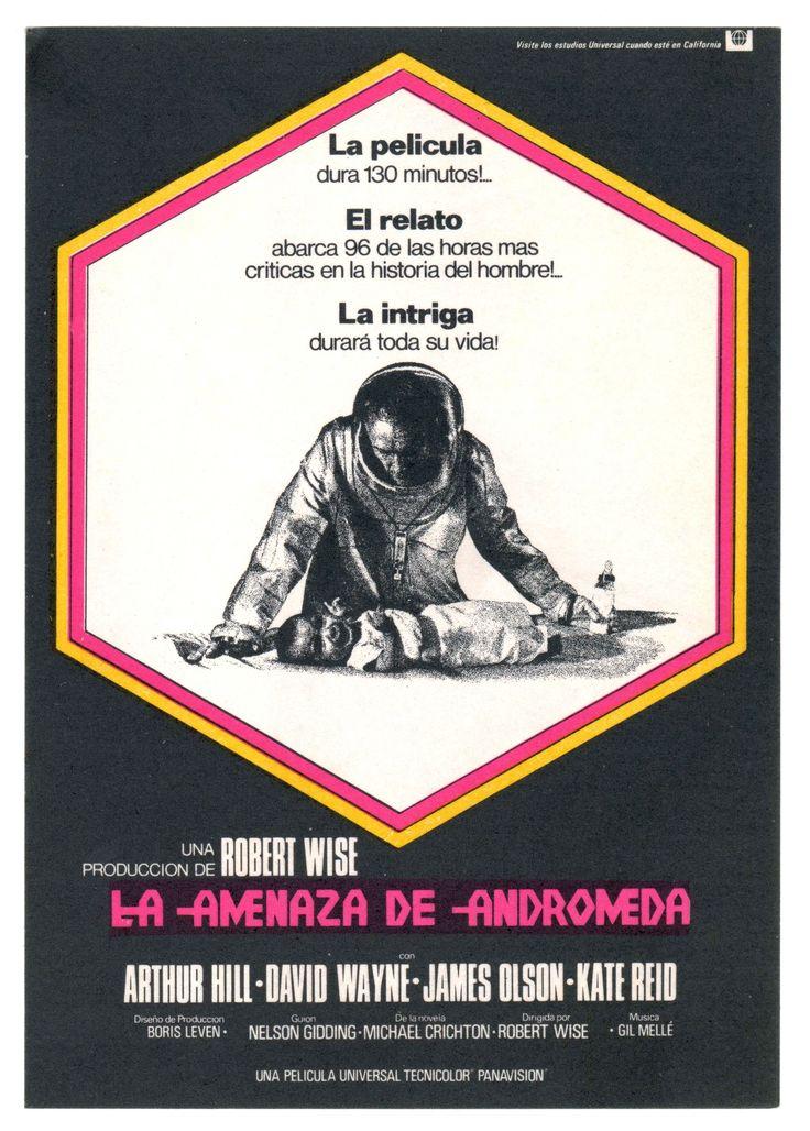 Andromeda Strain The Movie Poster 24x36