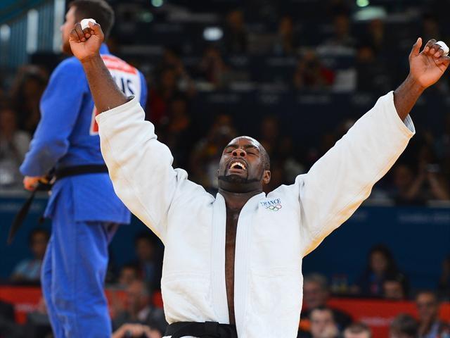 Judo - Jeux Olympiques Riner, dieu de l'Olympe
