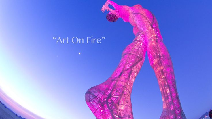Art On Fire - Stunningly Beautiful Burning Man 2013 Time Lapse. A Free Extra. Spark: A Burning Man Story is Available on Vimeo On Demand at ...