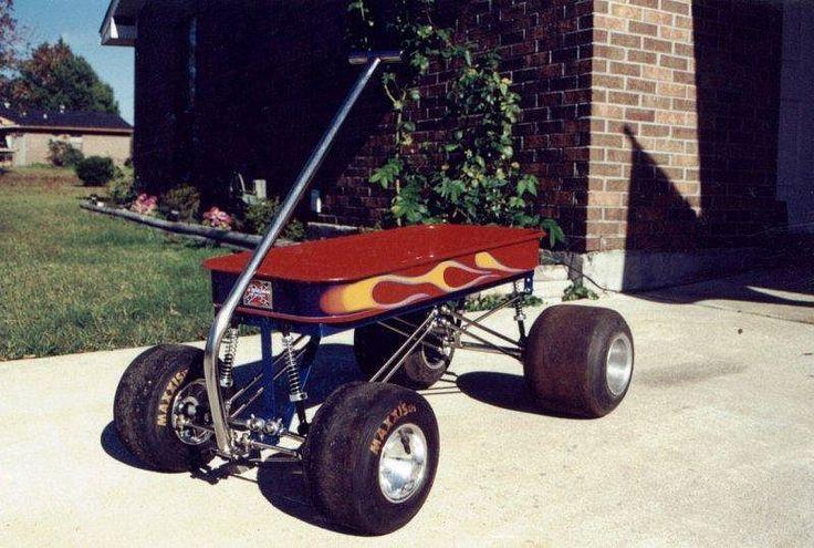 radio flyer go kart wagons