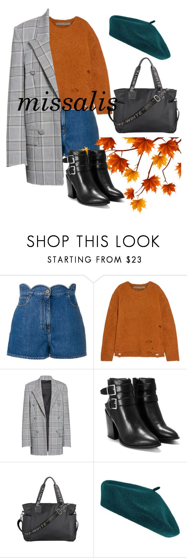 """""""missalis bag autumn choose"""" by wodluckbeens on Polyvore featuring Valentino, Raquel Allegra, Alexander Wang, Nasty Gal and Accessorize"""