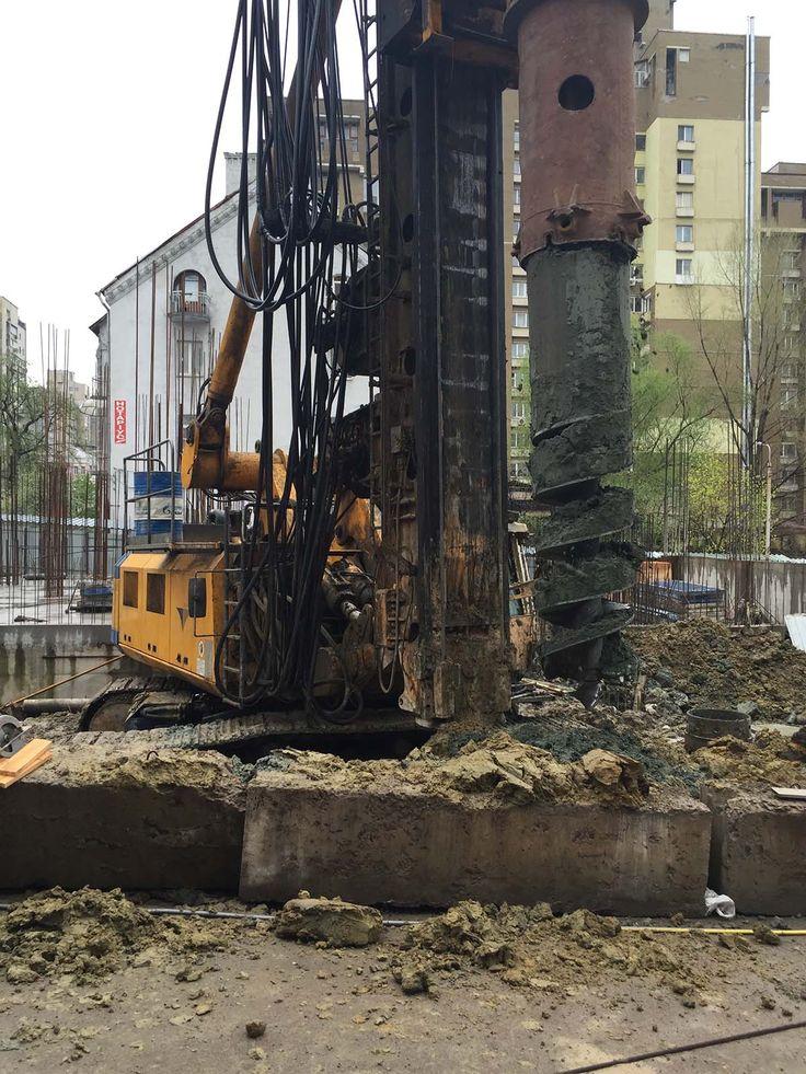 Процесс строительства New York Concept House 13.04.2016