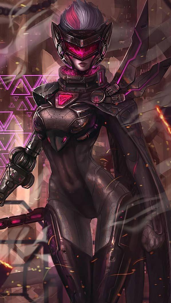 Female Warrior Sci-Fi HD Widescreen Wallpapers | Female Warrior Wallpaper  https://1papeldeparedegratis.blogspot.com.br/2016/10/papel-de-parede-hd-fantasia-guerreiros.html
