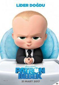 Patron Bebek-The Boss Baby 2017 Aile Animasyon Komedi Türkçe dublaj Film önerileri 1080p güncel filmler izle