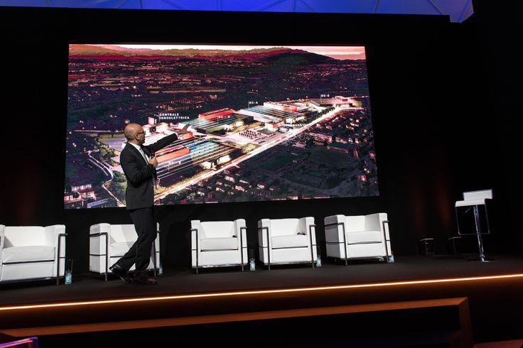 Presentazione del Campus Data Center più grande d'Italia