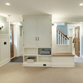 JAS Design Build :: Basement Remodels :: Basements Gallery Place For  Blankets