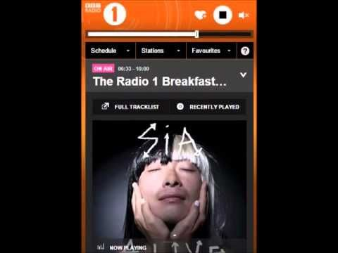 SIA - Full Interview 'BREAKFAST' radio BBC1 (08-12-2015) | She is so cute and funny!