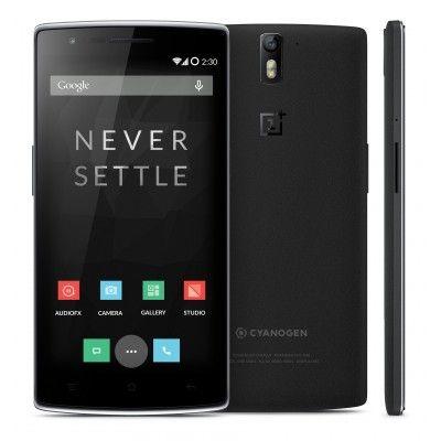 Oneplus One Sandstone black 64GB