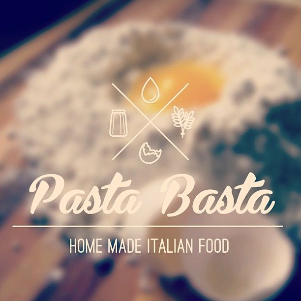 Pasta Basta | Visual Ident & Branding Advertising,... @ Didi Kasa | Independent Graphic & Web Designer