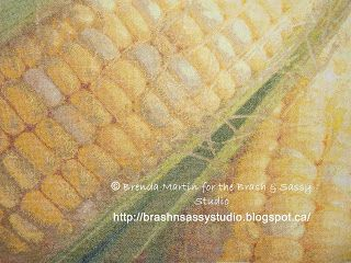 the Brash and Sassy Studio: AA~09 ... A-MAIZE-ING