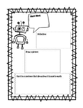 Best 25+ Vocabulary graphic organizer ideas on Pinterest