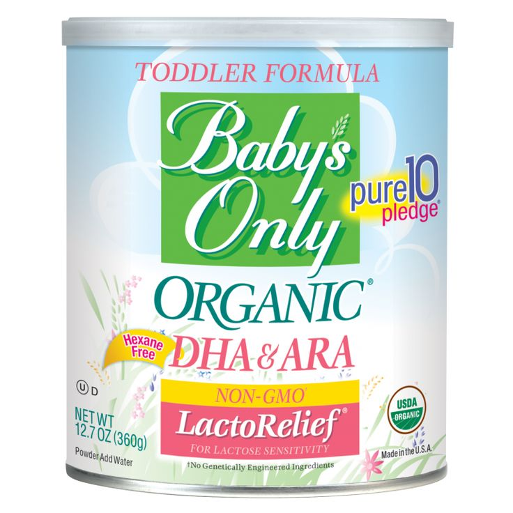 Nature S One Baby Only Dairy Whey