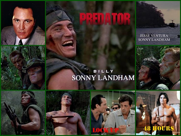 Happy birthday // Sonny Landham [74]