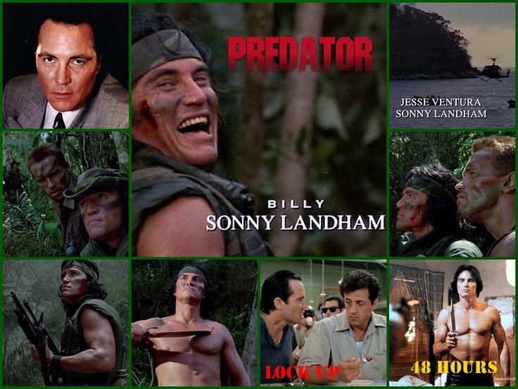 Happy birthday // Sonny Landham [74]