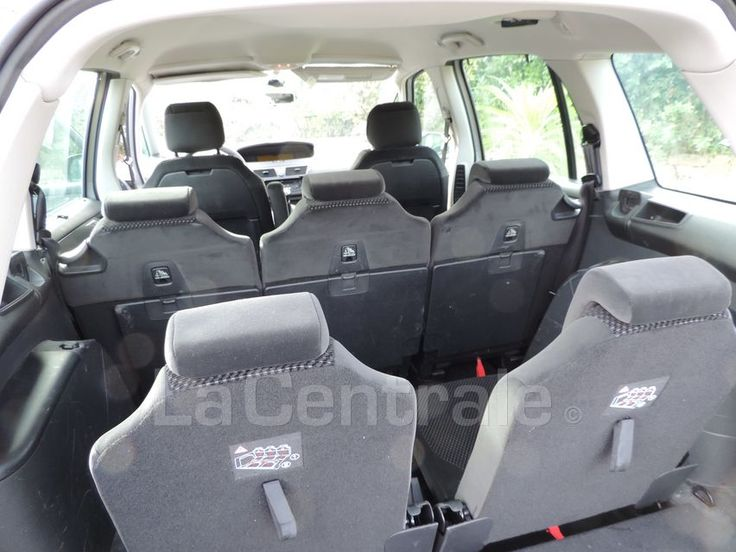 CITROEN GRAND C4 PICASSO 1.6 HDI 110 FAP PACK AMBIANCE 7PL 2009 Diesel occasion - Finistère 29