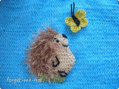 Гардероб Вышивка Вязание