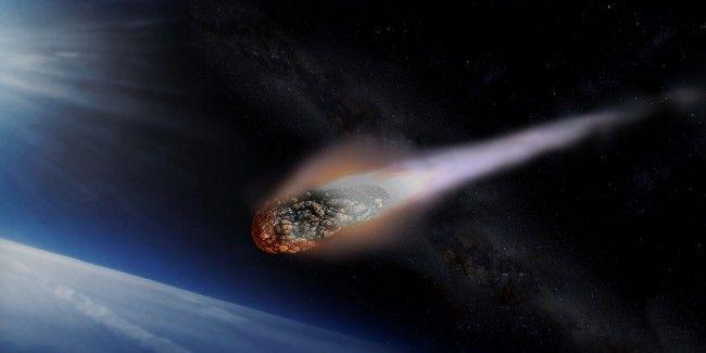 Захват и уничтожение астероида