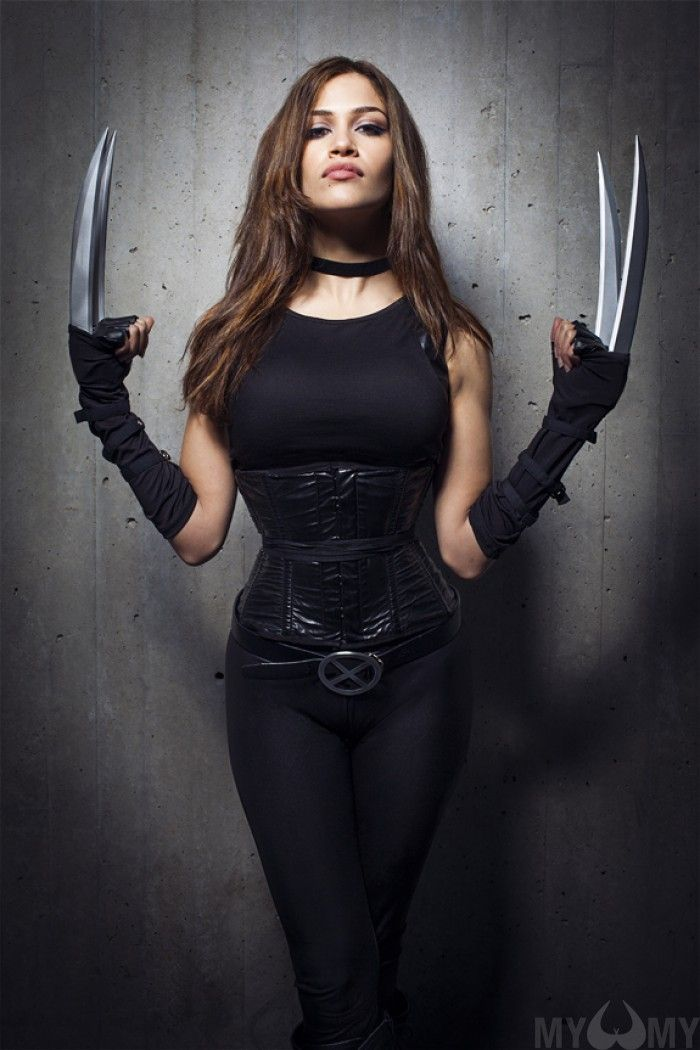 X 23 She is a Female Clone of Wolverine Twice as Badass and Twice as Dangerous  sc 1 st  Pinterest & 2096 best Dress Up images on Pinterest   Halloween ideas Halloween ...