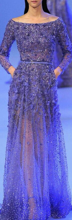 Evening Gown - Only if the bottom is as opaque as the top.