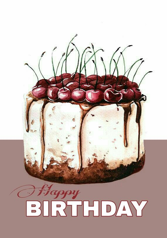 385 Best Birthday Greetings Images On Pinterest Happy